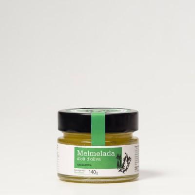 Mermelada de aceite de oliva