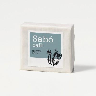 Jabón café