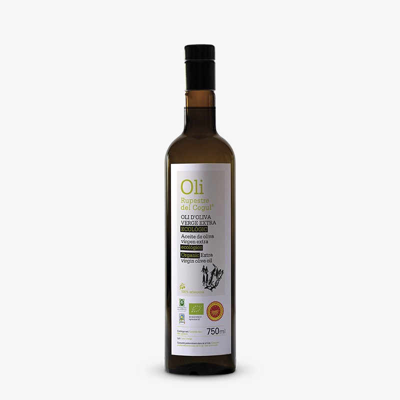 Botella de vidrio de 750 ml Ecológico
